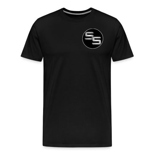 SS Logo - Men's Premium T-Shirt