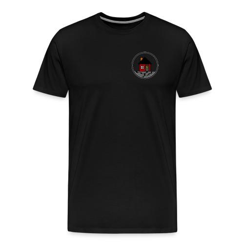 Broken Fundamentals Classic Logo - Men's Premium T-Shirt