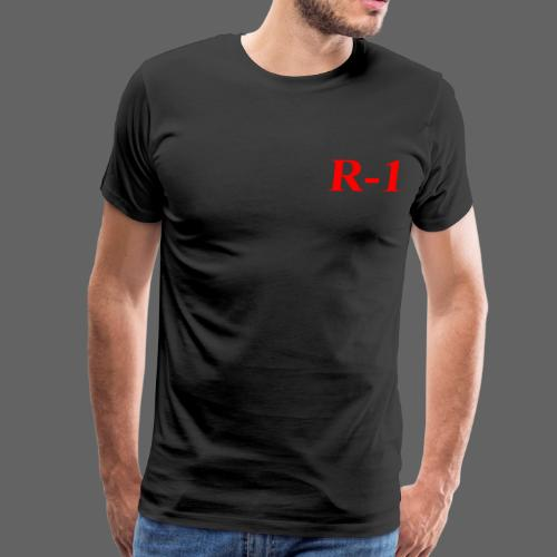 Yehzra R-1 Series - Men's Premium T-Shirt