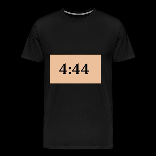 4:44 - Men's Premium T-Shirt
