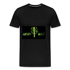 hardy boyz - Men's Premium T-Shirt