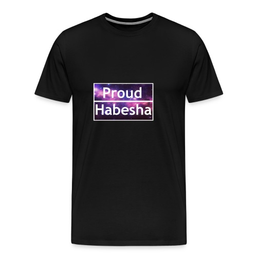 Proud Habesha - Men's Premium T-Shirt