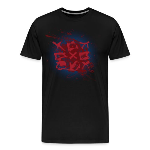 Tic Tac Toe - Men's Premium T-Shirt
