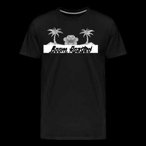 Digital Tropics - Men's Premium T-Shirt