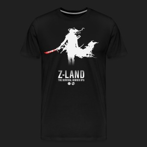 Z-LAND Survivor - Men's Premium T-Shirt