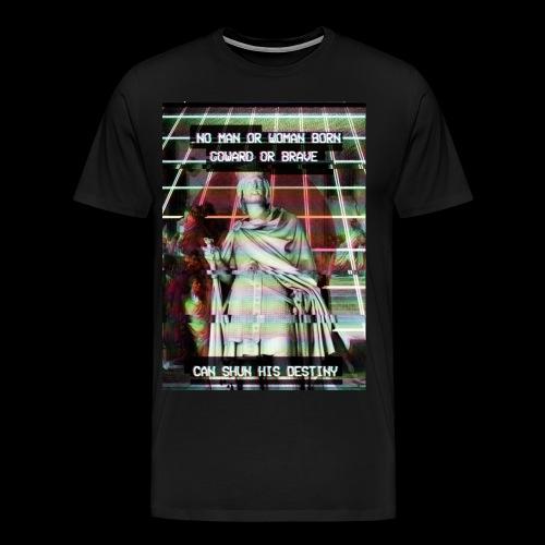 NO MAN - Men's Premium T-Shirt