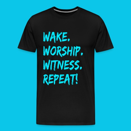 WWWR! - Men's Premium T-Shirt