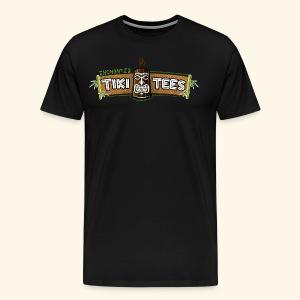 Enchanted Tiki Tees Logo - Men's Premium T-Shirt