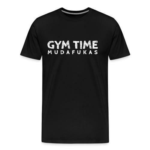 Gym Time - Men's Premium T-Shirt