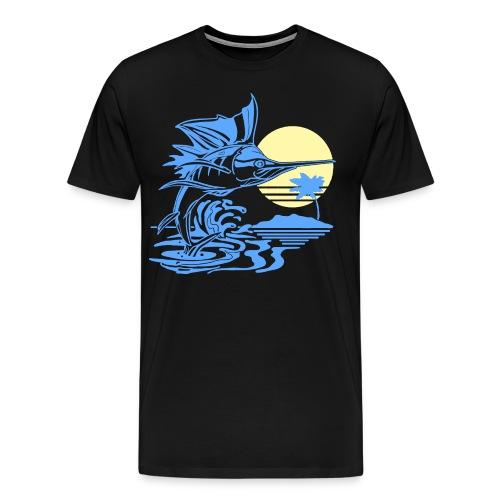 Sailfish - Men's Premium T-Shirt