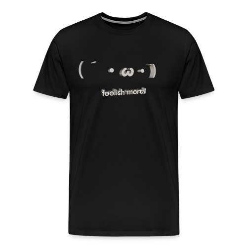 FOOLISH - Men's Premium T-Shirt