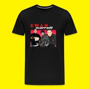ewan merrett - Men's Premium T-Shirt
