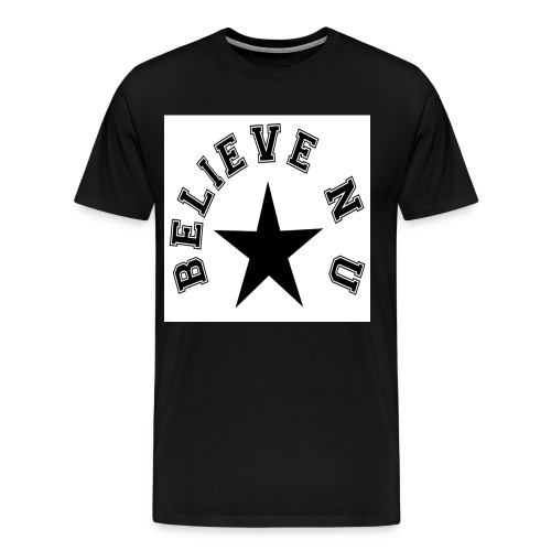 Believe N U - Men's Premium T-Shirt