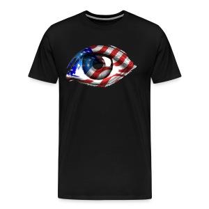 American Eye - Men's Premium T-Shirt