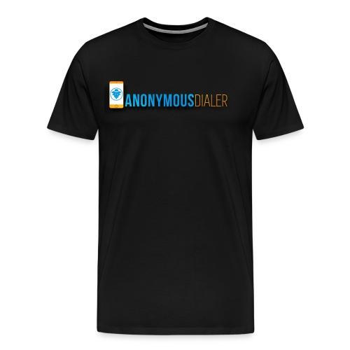 Anonymous Dialer Logo 2 - Men's Premium T-Shirt