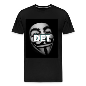 DET Companies Clothing - Men's Premium T-Shirt