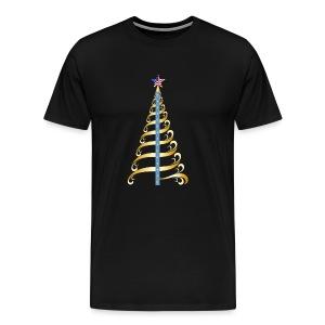 Christmas Honor Tree - Men's Premium T-Shirt