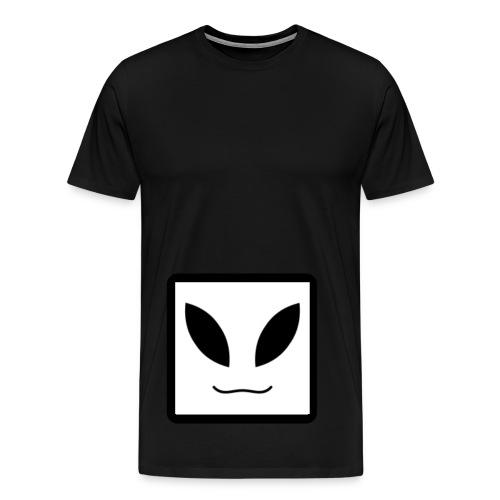 Alien Head III (macro) Gear - Men's Premium T-Shirt