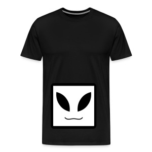 Alien Head III (macro) Gear - Men's Premium T-Shirt