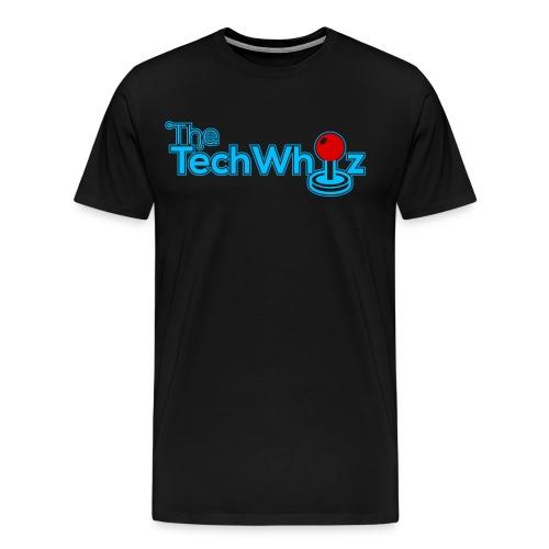 TheTechWhiz Logo - Men's Premium T-Shirt