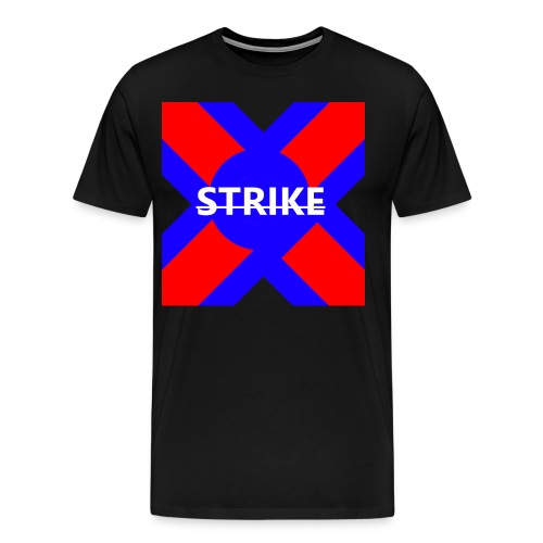 STRIKE X CROSS - Men's Premium T-Shirt