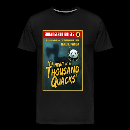 A THOUSAND QUACKS! - Men's Premium T-Shirt