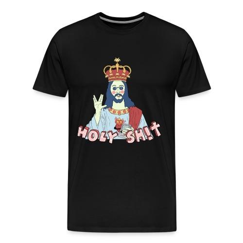 Holy Sh!t - Men's Premium T-Shirt