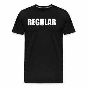 REGULAR STANCE T-Shirt - Men's Premium T-Shirt