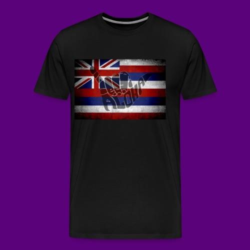Aloha Shaka - Men's Premium T-Shirt