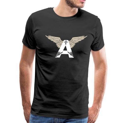 Angel God - Men's Premium T-Shirt
