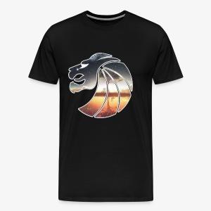 Seven Lions Logo - Men's Premium T-Shirt
