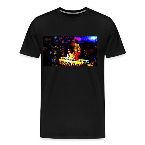 New video Moment douce - Men's Premium T-Shirt
