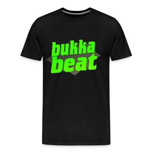 Bukka Beat Logo ( bukkabeat.com ) - Men's Premium T-Shirt