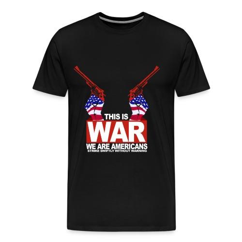 War USA - Men's Premium T-Shirt