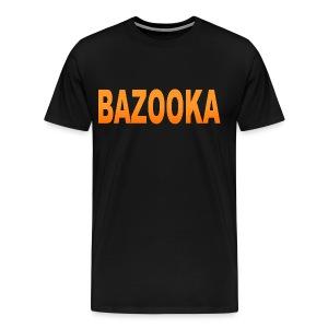 BAZOOKA - Men's Premium T-Shirt
