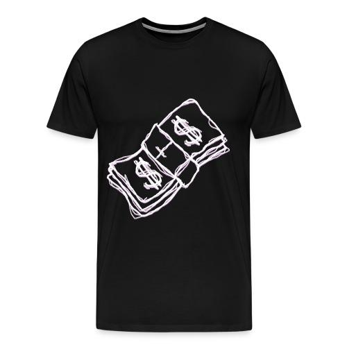 c a s h - Men's Premium T-Shirt