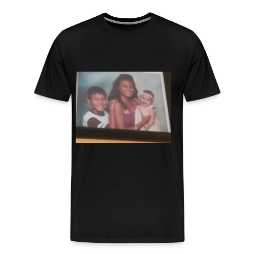 Me as a baby - Men's Premium T-Shirt