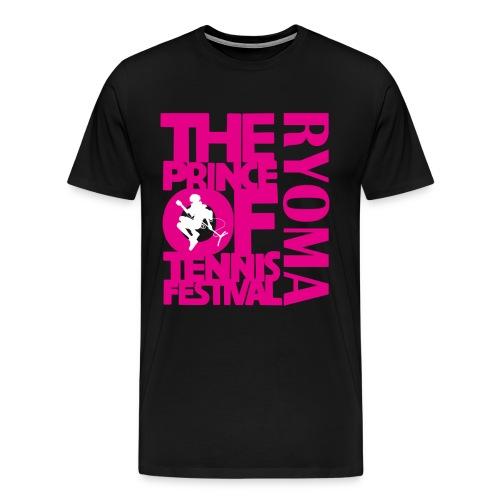 Tenipuri Festa Shirt (Ryoma Ver. 1) - Men's Premium T-Shirt