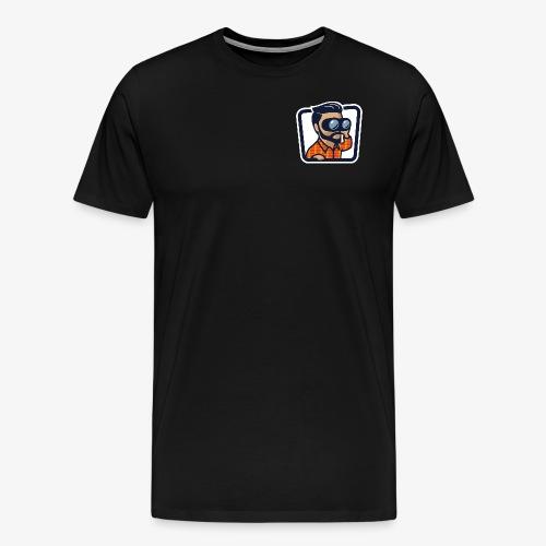 Vapospy Merchandise - Men's Premium T-Shirt