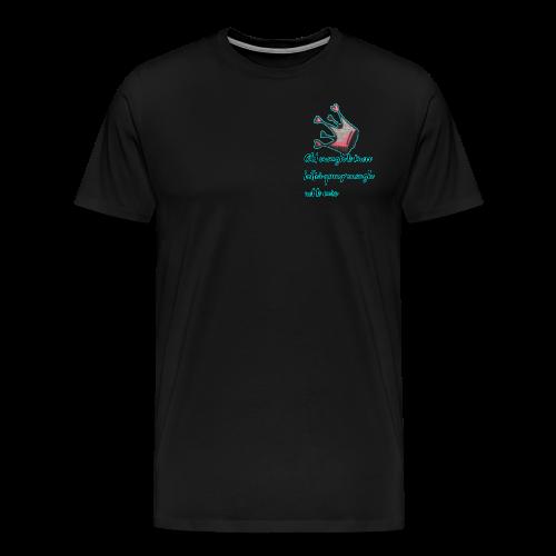 Makeupclass 101 official merch - Men's Premium T-Shirt