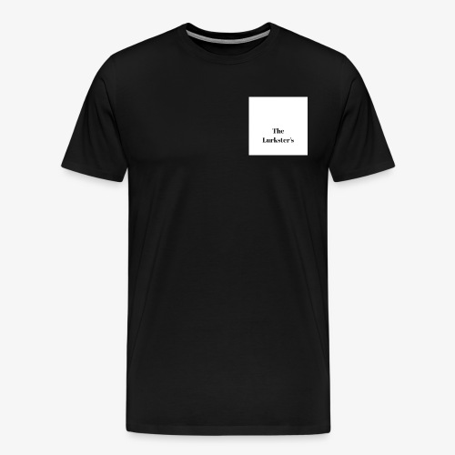 The Lurkster's merch - Men's Premium T-Shirt