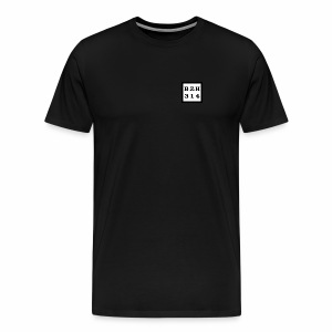 BZH314 Games Small Logo - Men's Premium T-Shirt