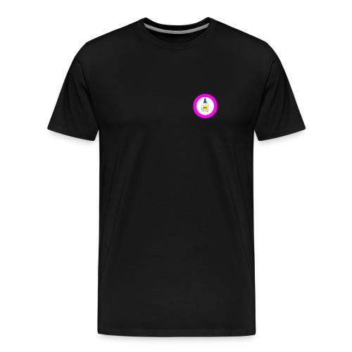 Glue logo - Men's Premium T-Shirt