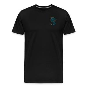 Small standard logo - Men's Premium T-Shirt