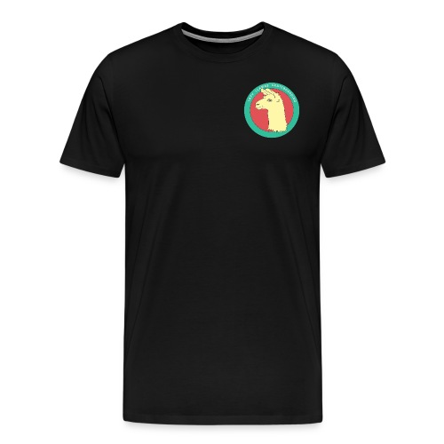 Lazy Llama - Men's Premium T-Shirt