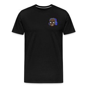 Logo Transparent - Men's Premium T-Shirt