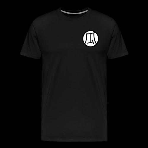 Melon KANJI - Men's Premium T-Shirt