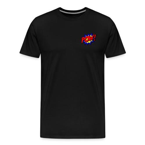 Pow T-shirt - Men's Premium T-Shirt