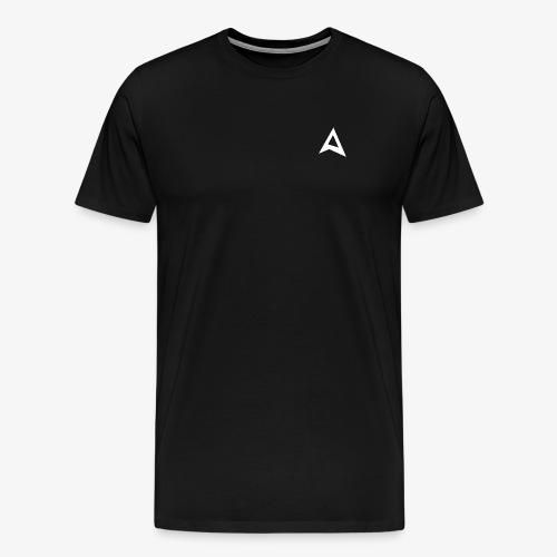 A logo - Men's Premium T-Shirt