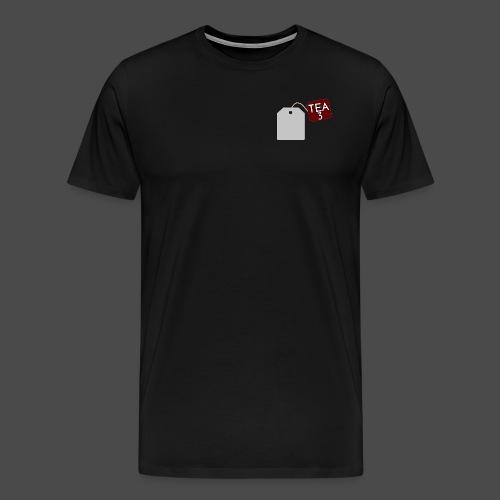 Tea Design The SECOND ONE - Men's Premium T-Shirt